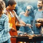 barbecue con i amici 🥓 Barbecue a Carbonella🍗 I 5 migliori barbecue a carbonella 2020