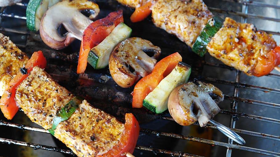 barbecue a carbonella spiedini grill amazon offerta