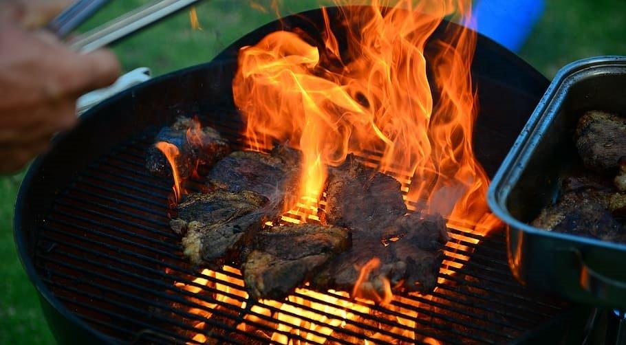 brace barbecue a carbonella grill amazon