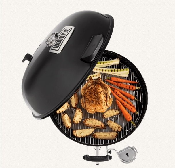 come cucinare barbecue a carbonella
