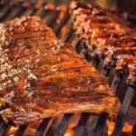 barbecue maiale 🥓 Barbecue a Carbonella🍗 Ricetta di maiale alla griglia