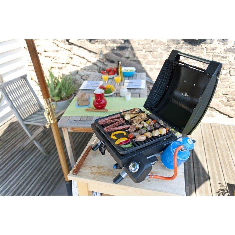 barbecue portatile weber campeggio