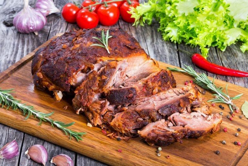 ricetta maiale griglia