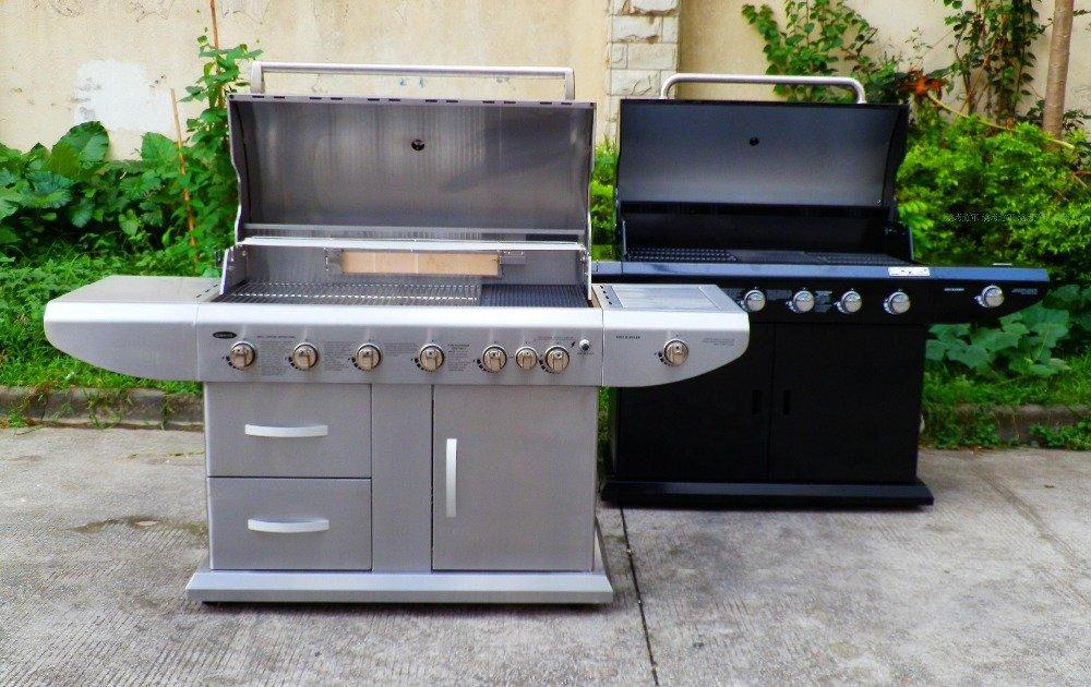 quale barbecue acquistare a gas a carbonella elettrico