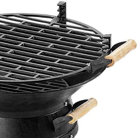 Landmann Grillchef Holzkohlegrill 🥓 Barbecue a Carbonella🍗 Landmann GrillChef   Il miglior barbecue da tavolo sul mercato